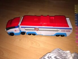 Paw patroller, used but in good condition