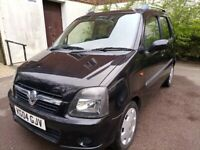 Vauxhall, AGILA, Estate, 2004, Manual, 1199 (cc),5 doors, ULEZ free,long mot and service history.