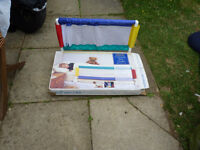 mother care childs bed guard