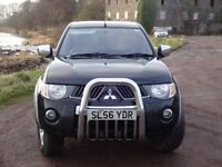 MITSUBISHI L200 VERY CLEAN - PRIVATE USE