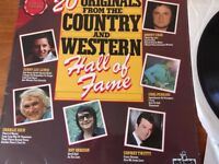 20 Original from the Country and Western Hall of Fame limited edition
