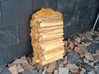 Hand chopped kindling wood