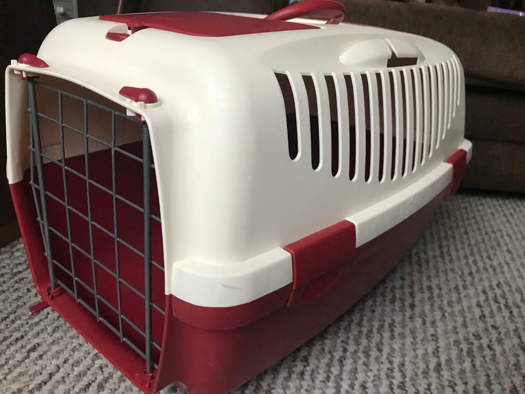 Pet carrier great condition