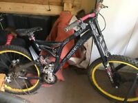Norco 62 mountain bike frame