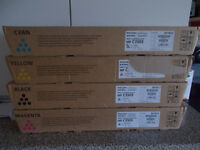 Brand new RIcoh Cartridges & Toners £180