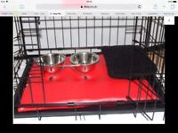Job Lot of 10 Small Dog Crates Training Cages