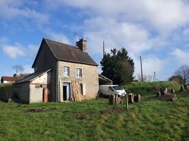 Beautiful traditional French property in Normandie - partly renovated