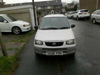 Suzuki alto low mileage 39k automatic 10 month mot