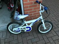 Racing 55 16 Inch Kids Bike