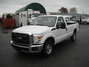2015 Ford F-250 SD XL Regular Cab Long Box 2WD