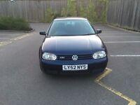 2002 VW GOLF GTI 1.8T 5 DOORS 180 1.8T