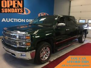 2014 Chevrolet Silverado 1500 LTZ! CREW CAB! 5.3l LEATHER! FINAN