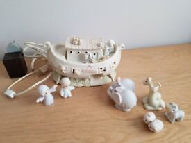 Precious Moments Noah's Ark Light with Animals