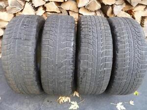 HIVER- 235 55 18 Michelin X-Ice ( 225 60 18, 225 55 18, 245 50 18 )