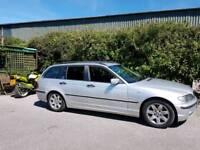 2002 BMW 320d