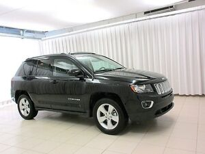 2016 Jeep Compass INCREDIBLE DEAL!! HIGH ALTITUDE 4X4 SUV w/ SUN