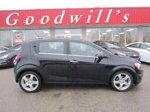 2012 Chevrolet Sonic LT! SUNROOF!