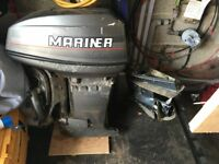 Mariner 65 2 stroke outboard engine, spares or repair SOLD SOLD