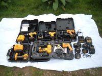 dewalt drill bundle