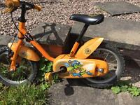 B'twin kids bike