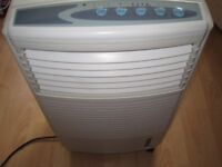 B&q (b and q) Evaporative Air Cooler Model Number 2010