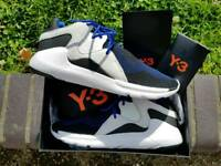 Adidas Y-3 QR Race Knit Run