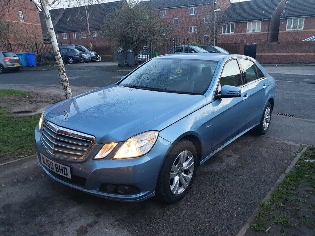 2010 Mercedes E Class W212 E220 Diesel (75K Mileage) | in Salford,  Manchester | Gumtree