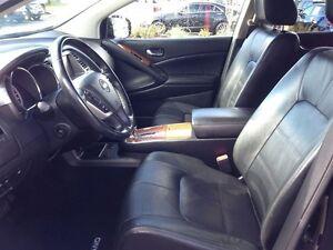 2012 Nissan Murano SL (CVT) Comox / Courtenay / Cumberland Comox Valley Area image 3