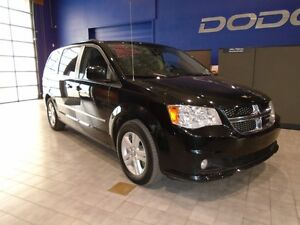 2012 Dodge Grand Caravan CREW W/LEATHER, DVD, NAV