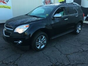 2015 Chevrolet Equinox LT, Navigation, Back Up Camera,