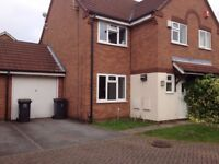 3 Bed Semi-Detached House, Mornington Crescent Estate, Nuthall, Available NOW