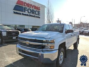2017 Chevrolet Silverado 2500HD WT Double Cab 2WD w/6.5' Box