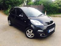 2013 107 ALLURE Peugeot AUTO 5 dr LOW MILES ONLY 19k FSH LIKE AYGO YARIS MICRA POLO