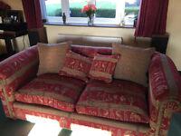 Classic Duresta Compact Sofa