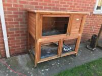 Guinea-pig/ small rabbit hutch
