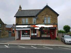 Take away & cafe for sale