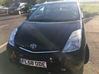 Toyota Prius T Spirit Vvt-I Cvt | HYBRID | 1.5 BLACK | BEAUTIFUL DRIVE | MOT: 23 Aug 2018