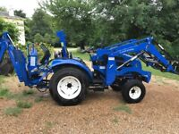 Land Legend 25hp Tractor with 6 attachments
