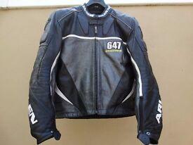 "Arlen Ness Road Trip jacket (size XL 42""-44"" chest)."