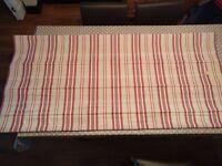 Striped Roman Blind (172cm x 82cm)