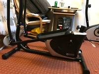 Dynamix 2-In-1 Magnetic Elliptical Strider