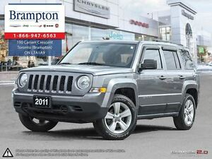 2011 Jeep Patriot North One Owner|Clean Carproof