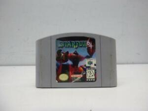Starfox 64 Game Cartride - We Buy And Sell Video Games, Systems and Accessories - 6627 - MH314404