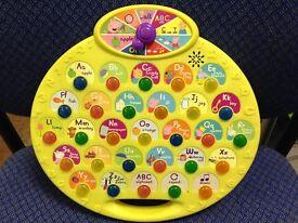 Peppa pig musical key board