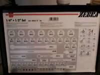 Wurth Zebra socket set