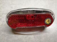Bicycle Rear light unused