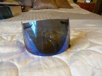 Used genuine Arai Iridium visor - Fits Axces, Condor, Chaser, Viper GT, Astro, RX7-Corsair, Quantum
