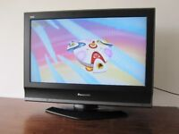 Television - Panasonic Viera with Freeview, 26 inch