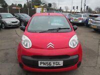 citroen c1 2006 manual petrol in red