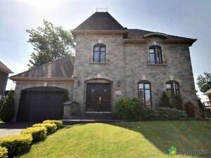 459 000$ - Maison 2 étages à vendre à St-Rédempteur